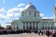 Сотрудники УФСИН прошли в Крестном ходе