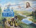 В региональном УФСИН прошёл конкурс православной живописи «Явление»