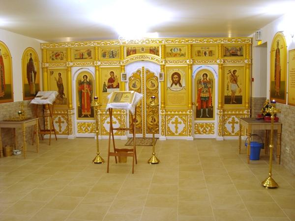 Домовой храм КП-8