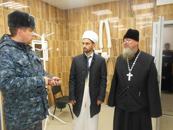 Межрелигиозная группа посетила ИК-9